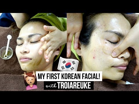KOREA DIARY Ep. 13: Korean Facial Treatment at TROIAREUKE in KOREA│My Herbal Peel Experience