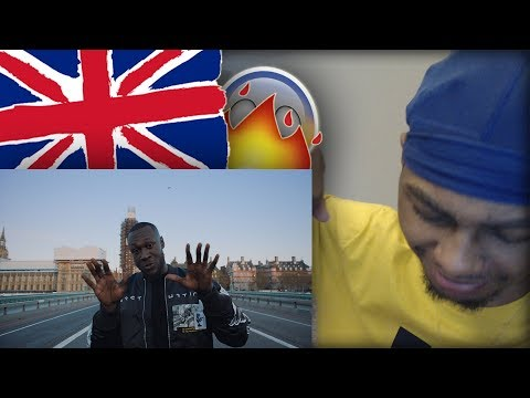 AMERICAN FIRST REACTION   STORMZY - VOSSI BOP