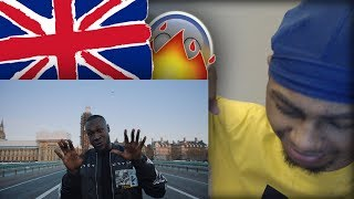 AMERICAN FIRST REACTION | STORMZY - VOSSI BOP