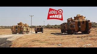 Suriye sınırına zırhlı personel taşıyıcı sevkiyatı Hatayinternettv.com