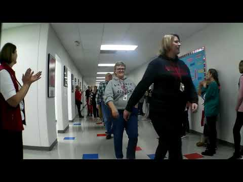 Whiteside middle school recognizes our veterans