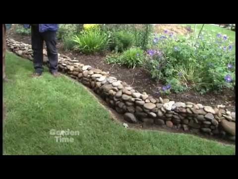 Garden Rock Wall YouTube
