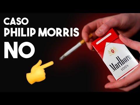 🚭 Philip Morris NO Quiere que Fumes Tabaco | Caso Philip Morris