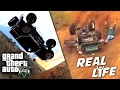 GTA 5 VS REAL LIFE 6 ! (fun, fail, stunt, ...)