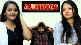 Funny Auditions | FUNNIEST Auditions | Telugu Latest Comedy | Crazy Cats| PJR MEDIA