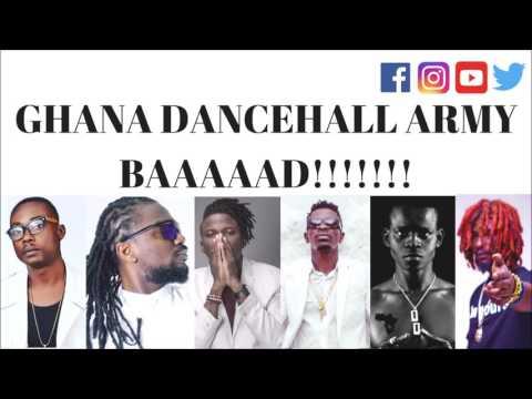 2017 GHANA DANCEHALL MIX - DJ CIMAO