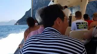 2019.8월 23일 6일차 크루즈 여행-카프리 섬- …