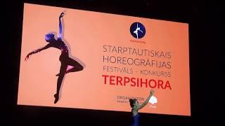 00012 Starptautiskajā horeogrāfijas konkursā-festivālā