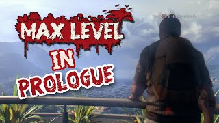 THE FASTEST WAY TO LEVEL UP! (MAX LEVEL IN THE PROLOGUE!) - Dead Island: Definitive Edition