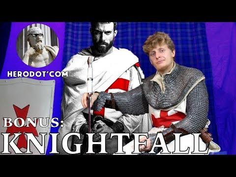 Herodot'com - Bonus Moviztorique : Knightfall, review rapide