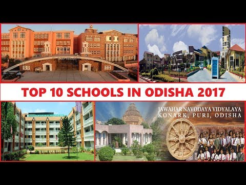 Top 10 Schools in Odisha 2017