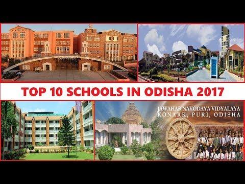 Top 10 Schools in Odisha 2017