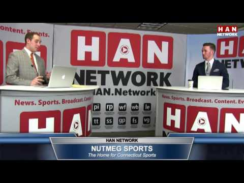 Nutmeg Sports: HAN Connecticut Sports Talk 1.5.17