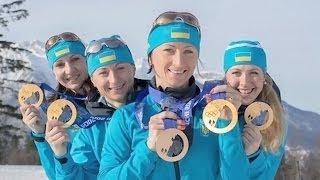 Олимпийцы: наше первое зимнее золото (полный выпуск) | Говорить Україна