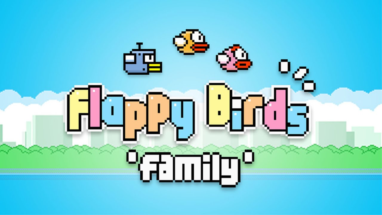Flappy Birds Family Fire TV HD Gameplay Trailer YouTube - Flappy bird in real life