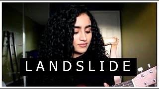Oh Wonder - Landslide (cover)