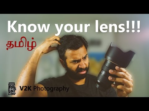 Best Budget DSLR Lens in TAMIL | Learn Photography in Tamil