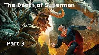 DC Universe Online Test Server The Death of Superman Part 3 Solo