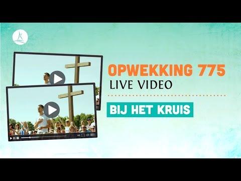 Opwekking 775 - Bij het kruis - CD39 (live video)