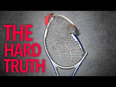 Why You Won't Become a 4.5 Tennis Player (Watch This)
