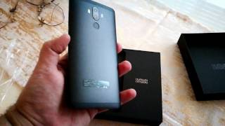 Huawei Mate 9 Black Edition Unboxing