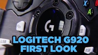 Logitech G920 First Look