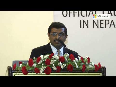 Office 365 Launch in Nepal