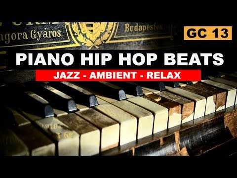 Piano Hip Hop Beats ''Welcome To The Orchestra'' (Trip Hop, Jazz Hop, Ambient) by GC #13