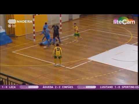 Futsal Canicense 1 - 5  Sao Roque Faial  Março 2019