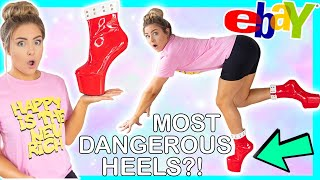 I Spent £200 On The Strangest Fashion Items From Ebay Wish And Asos ! Success Or Disaster ?
