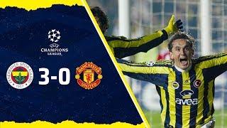 MAÇ ÖZETİ Fenerbahçe 3-0 Manchester United (2004-05 Şampiyonlar Ligi)