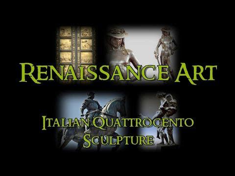 Renaissance Art - 3 Italian Quattrocento: Sculpture