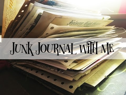 Junk Journal with Me Ep.1