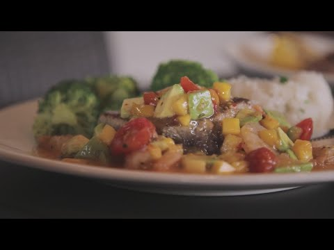 New Food And Drinks Choices On The Menu At Bonefish Grill