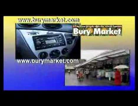 Bury Market Offical DVD