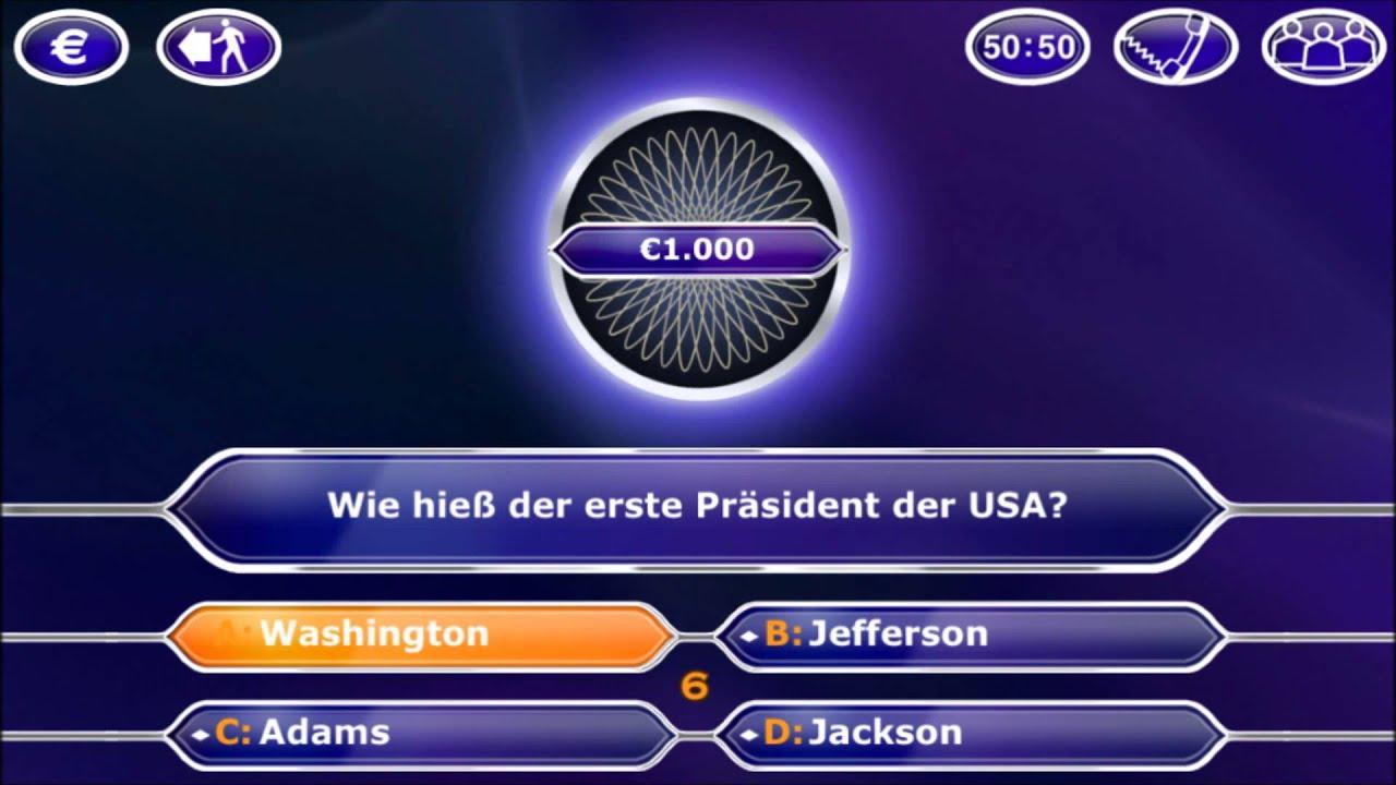 Quizfragen Wer Wird Millionär