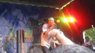 Burro Banton - Boom wah dis (Reggae Jam 2009)