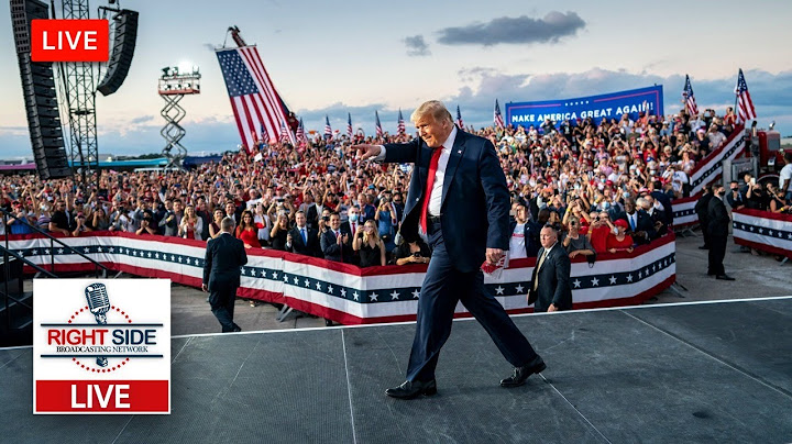WATCH LIVE: President Trump Holds Make America Great Again Rally in Tucson, AZ 10-19-20