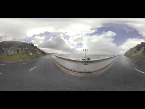 Mar del Plata 360 -  SUDESTADA - #360Video