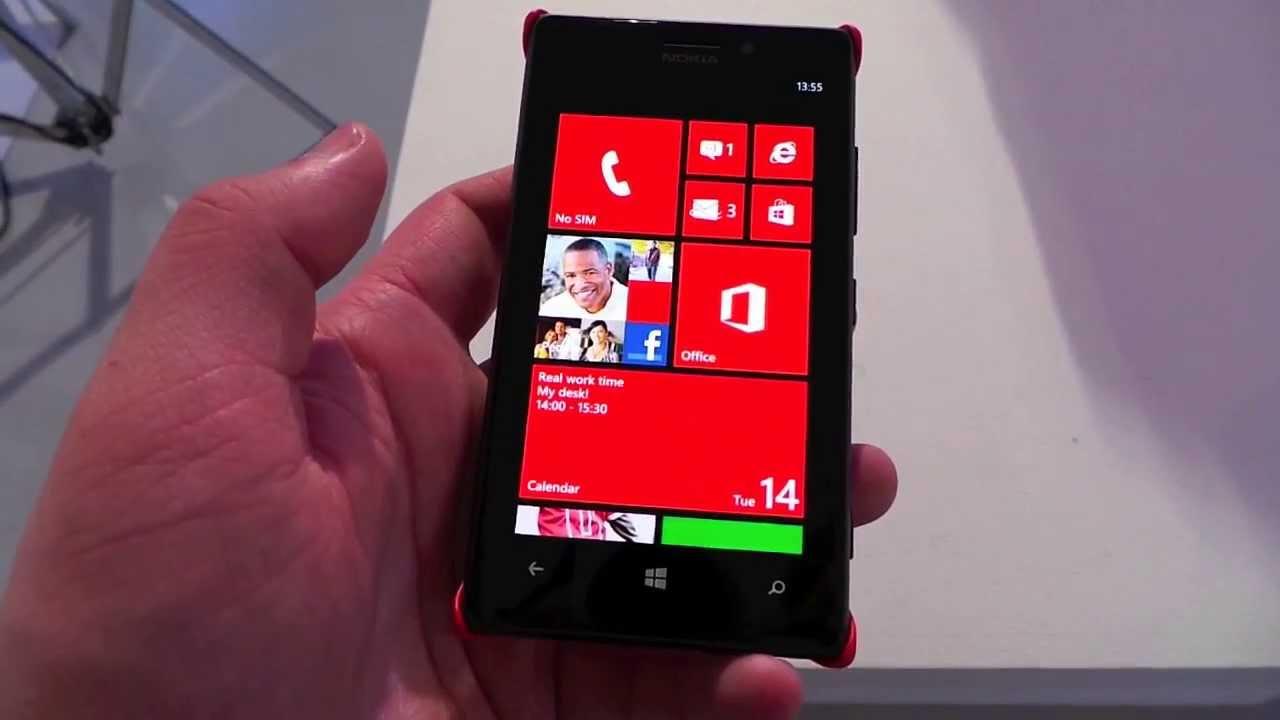 Nokia Lumia 925 pierwsze wrażenia