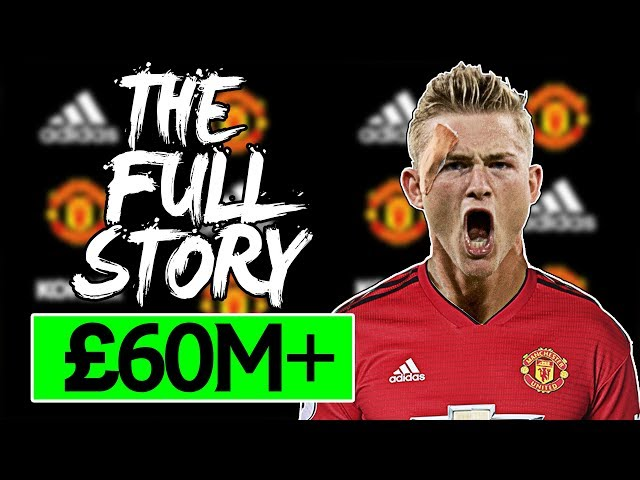 DE LIGT TO MAN UTD | THE FULL STORY