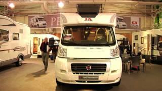 Video Les camping-cars, avec lit central et lit de pavillon le meilleur choix