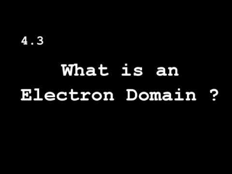 4.3 What is an Electron Domain? [SL IB Chemistry]