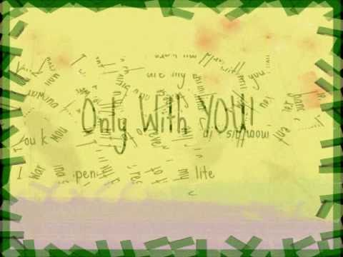 Only With You-Toni Gonzaga