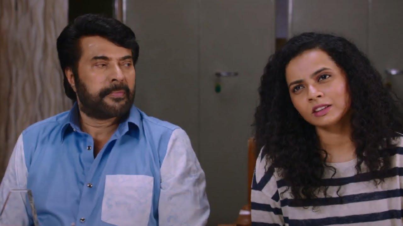 The divorce - Ganagandharva - Mammootty, Vanditha Manoharan and Mukesh