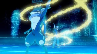Repeat youtube video Ash vs Wulfric [FULL REMATCH] - Pokemon XY&Z Episode 29 [HD]
