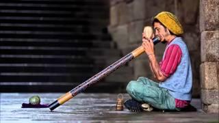 ♫♫Musica para meditar ♫ Cuencos tibetanos, didgeridoos y lluvia ♫♫