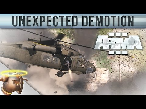 """""""Unexpected Demotion"""" ARMA 3 Iraqi custom mission by EvilViking13"""