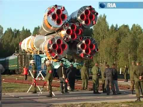 A guided tour of Plesetsk, Russia's only space center