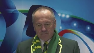 Reaction after Australia book their place in the Rugby League World Cup semi-finals
